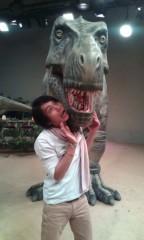 崎本大海 公式ブログ/恐竜!!! 画像1