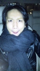 崎本大海 公式ブログ/写真はガメラの真似 画像1