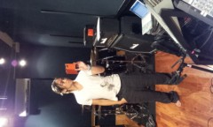 崎本大海 公式ブログ/歌練習なう 画像1