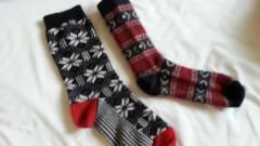 崎本大海 公式ブログ/ゴムゴムの、靴下 画像1