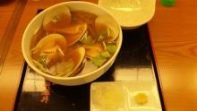 崎本大海 公式ブログ/はまぐりうどん 画像1