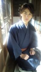 崎本大海 公式ブログ/和服だ 画像1