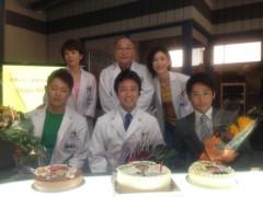 崎本大海 公式ブログ/誕生日お祝いありがとうございましたー 画像1