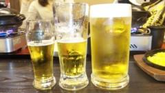 崎本大海 公式ブログ/ビール… 画像1