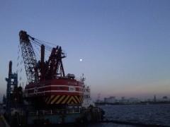 崎本大海 公式ブログ/海沿いグラフィティ撮ってみた 画像1
