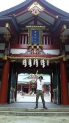 崎本大海 公式ブログ/お参り☆ 画像1