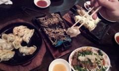 崎本大海 公式ブログ/餃子食って、がんばるぞ 画像1