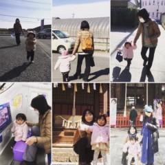 中野亜紀 公式ブログ/母と娘♪ 画像1