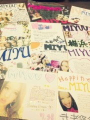 Happiness 公式ブログ/ファンの方から MIYUU 画像1
