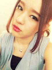 Happiness 公式ブログ/赤リップ MIYUU 画像1