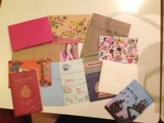 Happiness 公式ブログ/お手紙。楓 画像1