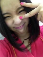 Happiness 公式ブログ/実結ポーズ MIYUU 画像1