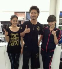 Happiness 公式ブログ/EXILE MAKIDAIさん★KAREN 画像1