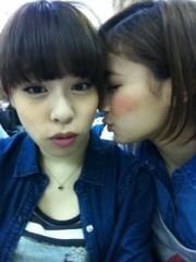 Happiness 公式ブログ/みおちんにKISS YURINO 画像1