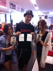 Happiness 公式ブログ/EXILE KEIJIさんが!YURINO 画像1