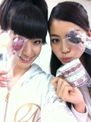 Happiness 公式ブログ/EXILE.NAOTOさん☆MAYU 画像1