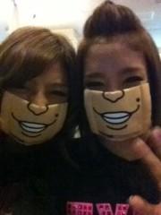 Happiness 公式ブログ/USAさんマスクで、YURINO 画像1