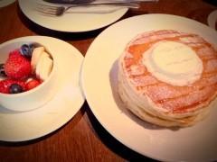 Happiness 公式ブログ/パンケーキ、KAEDE 画像1