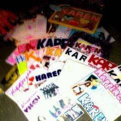 Happiness 公式ブログ/リリースイベントにて…☆KAREN 画像1