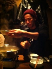 Happiness 公式ブログ/EXILE NAOKIさんとお鍋!KAEDE 画像1