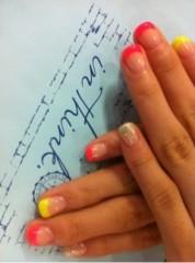 Happiness 公式ブログ/summer nail☆KAEDE 画像1