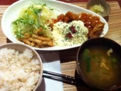 Happiness 公式ブログ/食べたよ〜 SAYAKA 画像1
