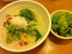 Happiness 公式ブログ/夜ご飯〜SAYAKA 画像1
