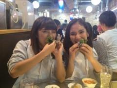 Happiness 公式ブログ/人生初 SAYAKA 画像1