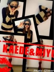 Happiness 公式ブログ/KAEDEを…MIYUU 画像1