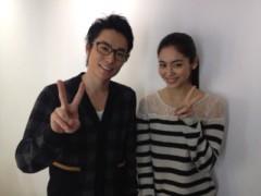 Happiness 公式ブログ/EXILEのTETSUYAさんと。KAEDE 画像1