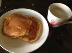 Happiness 公式ブログ/朝ごはん、KAEDE 画像1