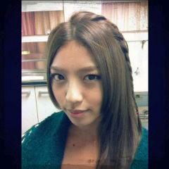 Happiness 公式ブログ/撮影の髪の毛SAYAKA 画像1