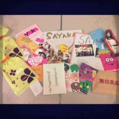 Happiness 公式ブログ/ファンレター等 SAYAKA 画像1