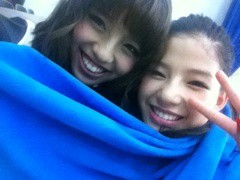 Happiness 公式ブログ/2ショット SAYAKA 画像1