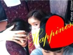 Happiness 公式ブログ/バスの中で�☆MAYU 画像1