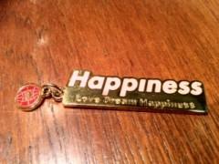 Happiness 公式ブログ/キーホルダーSAYAKA 画像1
