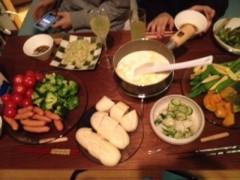 Happiness 公式ブログ/チーズフォンデュ MIYUU 画像2
