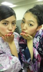 Happiness 公式ブログ/浴衣〜!!!KAEDE 画像2