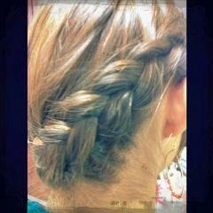 Happiness 公式ブログ/撮影の髪の毛SAYAKA 画像2