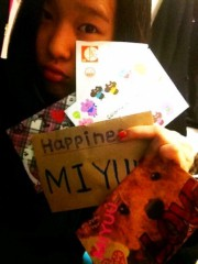 Happiness 公式ブログ/ありがとうMIYUU 画像2