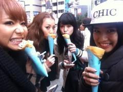 Happiness 公式ブログ/クレープ YURINO 画像1