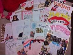 Happiness 公式ブログ/ファンのかたから YURINO 画像1