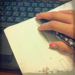 Happiness 公式ブログ/お勉強。KAEDE 画像1