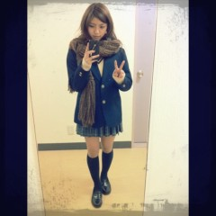 Happiness 公式ブログ/制服〜SAYAKA 画像1
