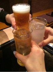 Happiness 公式ブログ/かんぱーい YURINO 画像1