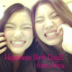 Happiness 公式ブログ/おはこんばんちーわ 須田アンナ 画像1