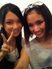 Happiness 公式ブログ/須田アンナと、YURINO 画像1