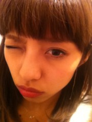 Happiness 公式ブログ/赤 SAYAKA 画像1