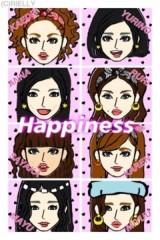 Happiness 公式ブログ/心参戦☆杉枝 真結 画像1