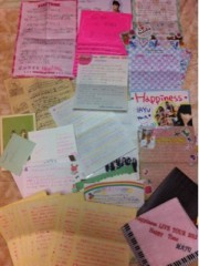 Happiness 公式ブログ/ファンレター2☆MAYU 画像2